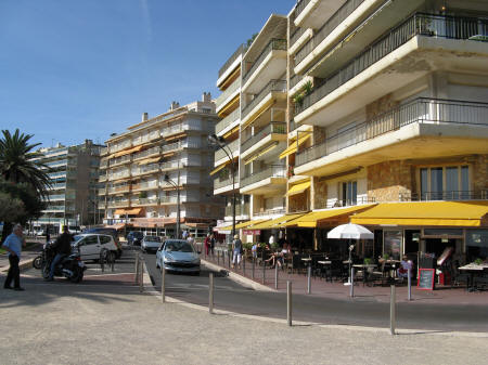 Hotels in Antibes France