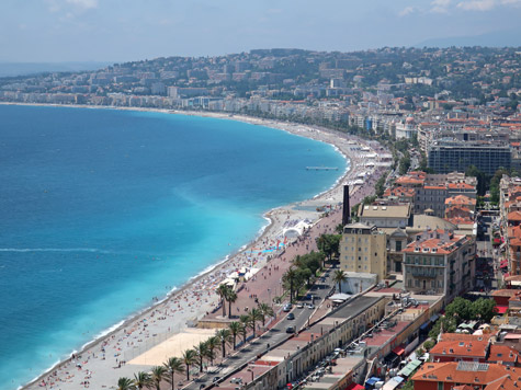 Weather in Nice France