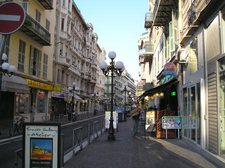 Interesting Streets In Nice France For Tourists
