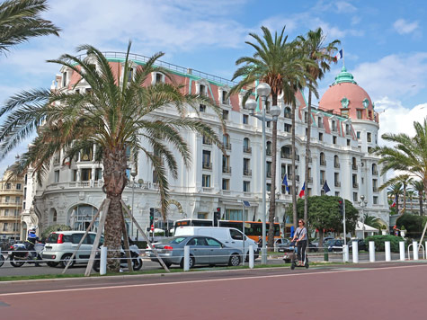 Hotel Accommodation In Nice France