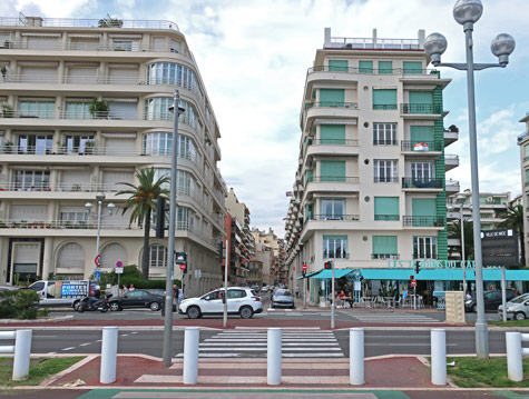 Hotels in Nice France and Region