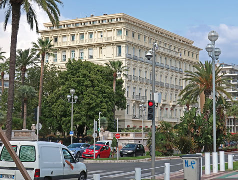 Hotel West-End in Nice France