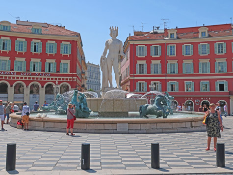 Tourist Attractions in Nice France