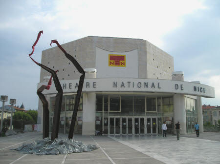 National Theatre of Nice France (Theatre National de Nice)